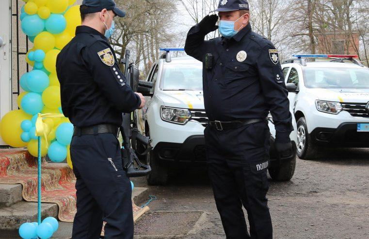 В Червоноградському районі запрацювали перші офіцери громади