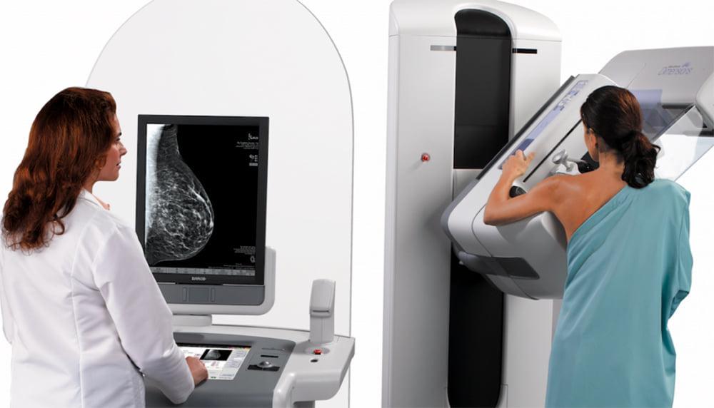 Львівський обласний клінічний діагностичний центр запрошує жінок, віком від 40 років, пройти безкоштовну мамографію