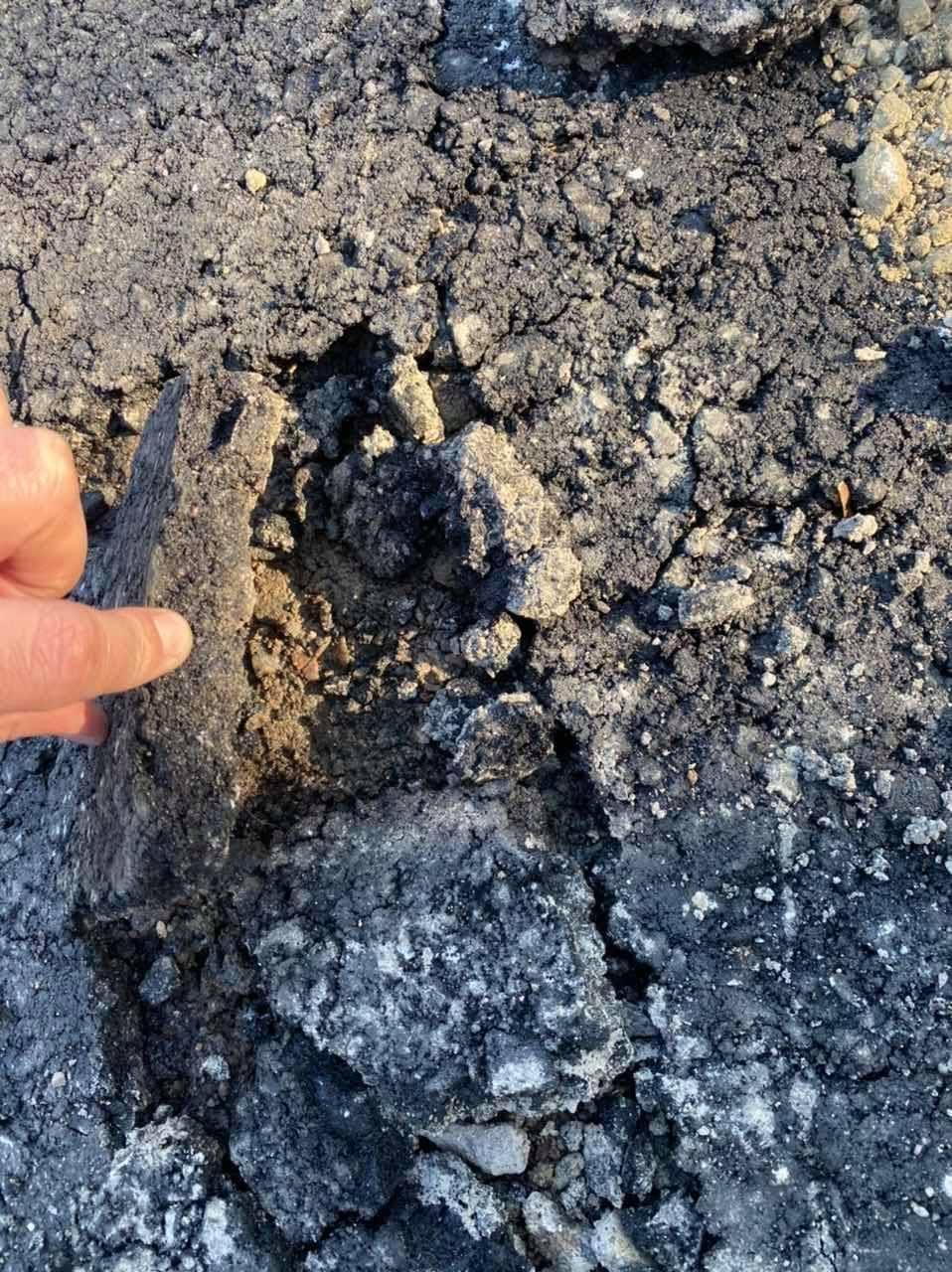 Нова дорога на Волсвин: ремонт, після якого потрібен ще один ремонт