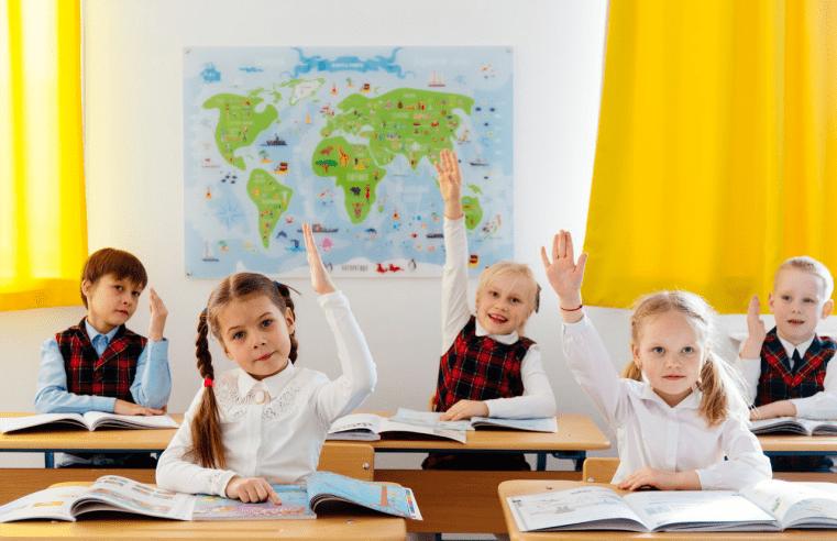 Старшокласники Червонограда підуть до школи після Пасхи, а учні Великомостівської, Добротвірської, Белзької та Сокальської вже на очному навчанні