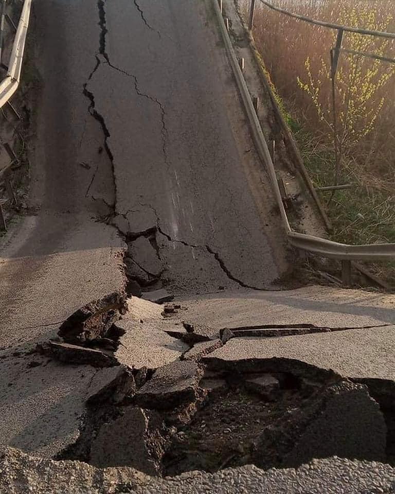 Треба перевірити! У Львівській області обстежать всі аварійні мости