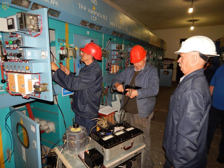 Налагоджувальне управління ДП «Львівугілля» відзначило ювілей