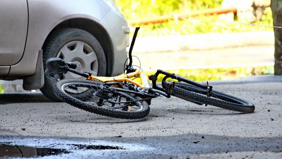 У Белзі 40-річний водій на «Opel Meriva» збив дитину, яка їхала на велосипеді