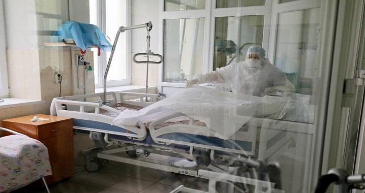 Кількість ковідних медзакладів Львівщини планують зменшити