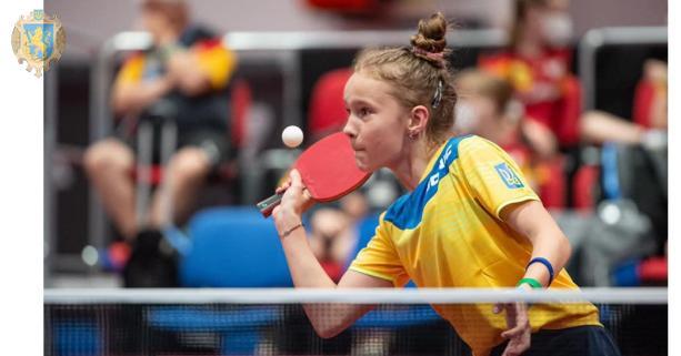 10-річна жовківчанка Діана Колєннікова перемогла на престижному світовому тенісному турнірі