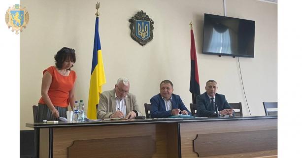Департамент фінансів провів зустріч по бюджетах громад із фінансистами Червоноградського району