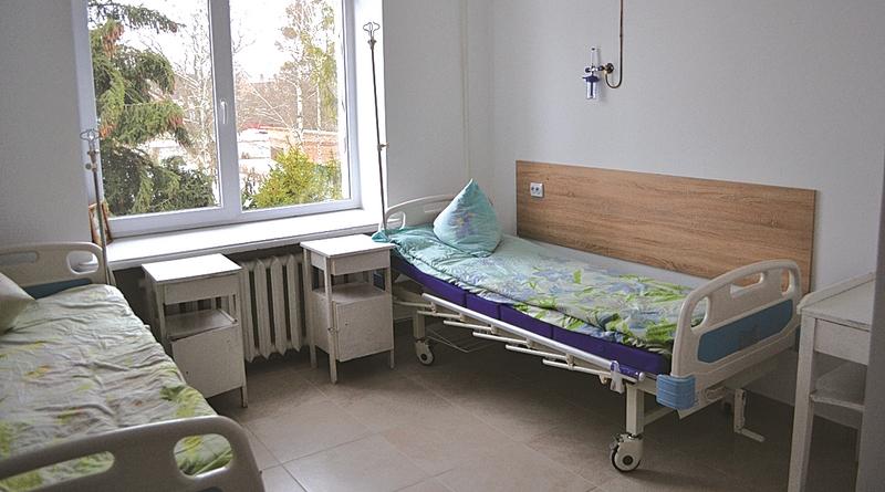 Капітальному ремонту будівлі та благоустрою території інфекційного відділення Сокальської лікарні БУТИ!