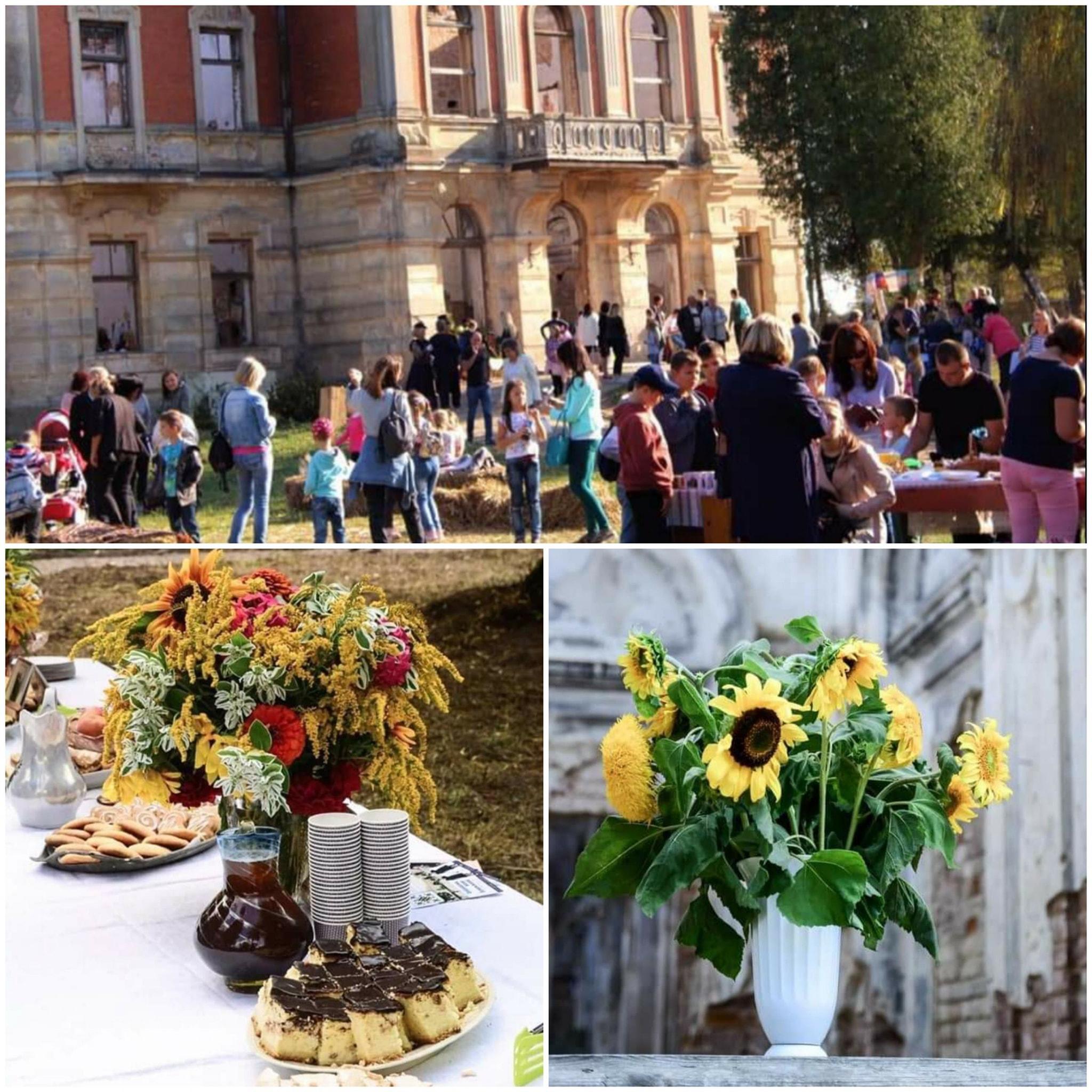 8 серпня  на території Тартаківського палацу відбудеться грандіозний фестиваль