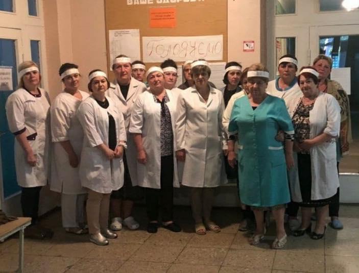 У Соснівській міській лікарні, де через зарплатні борги голодував трудовий колектив, завершується перевірка