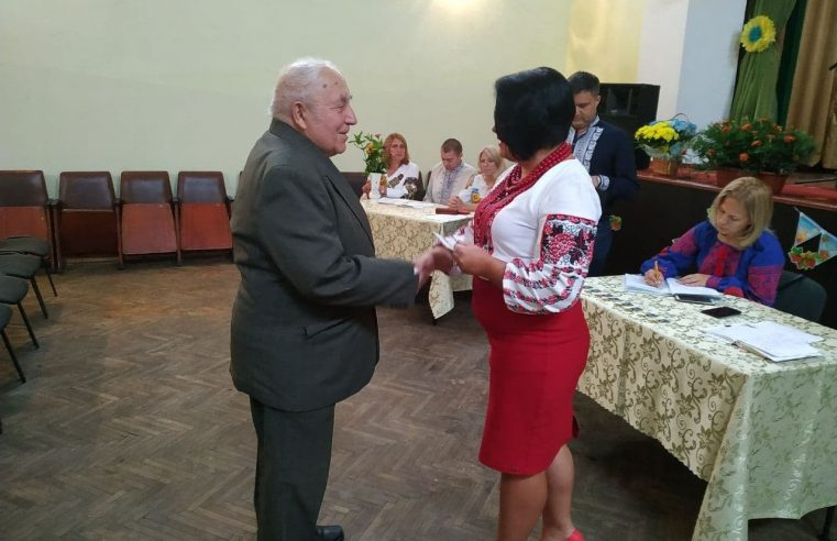 24 серпня у Белзькій громаді пам'ятними медалями нагородили місцевих жителів, які боролися за відновлення незалежності України