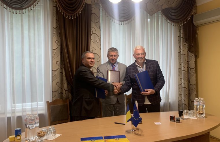 Червоноградський район підписав з Остроленським повітом протокол намірів про співпрацю