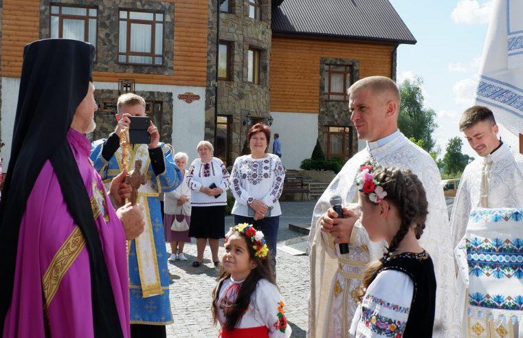 У Червонограді відзначили храмовий празник Пресвятої Богородиці Владичиці України