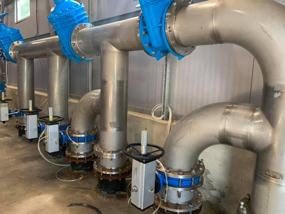 Через 10 днів в Червонограді запрацює станція знезалізнення води