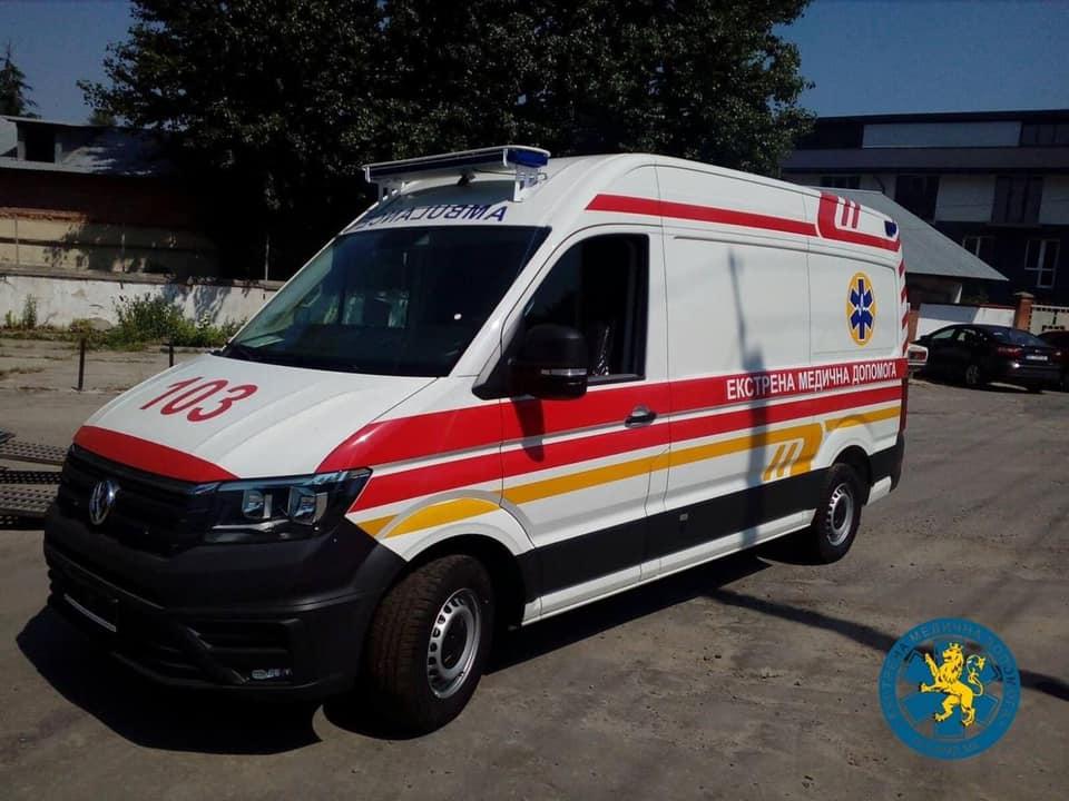 Екстренні медичні допомоги Сокаля, Радехова та Белза отримають нові карети «швидкої»