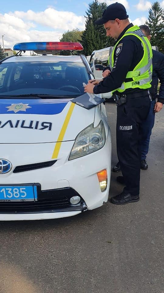 Червоноградські поліцейські розпочали місячник безпеки дорожнього руху