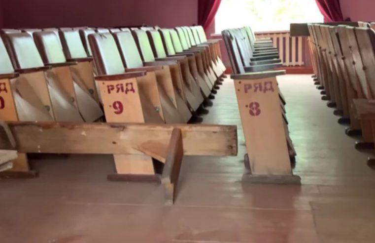 Капітальний ремонт Народного дому в селищі Гірник: що вже зроблено?
