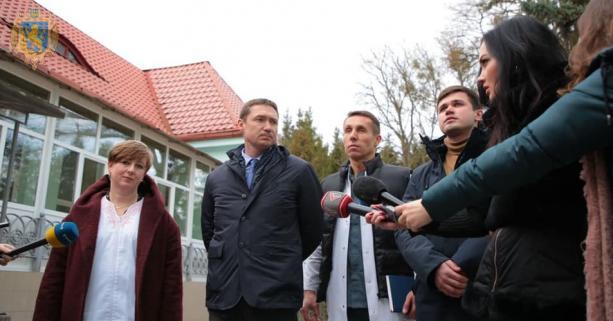 Голова Львівської ОДА відповість на запитання мешканців Львівщини