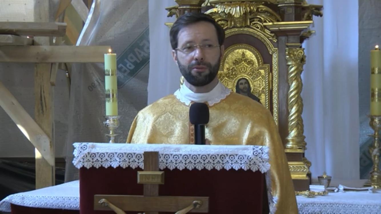 Подячна літургія із церкви св. Юра 29.03.2020