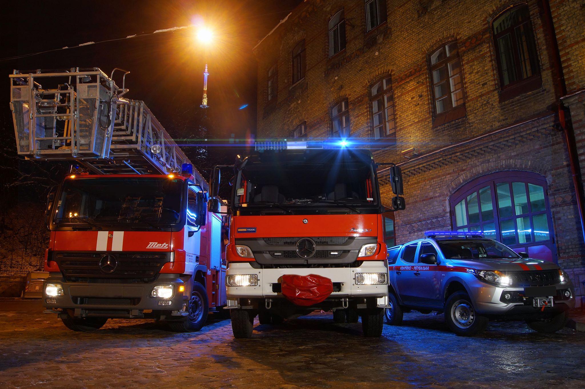 У Червонограді рятувальники надали доступ до помешкання, в якому старша жінка потребувала медичної допомоги