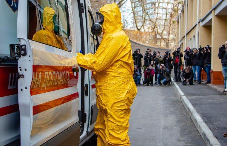 В Україні зафіксовано 26 випадків коронавірусної хвороби COVID-19