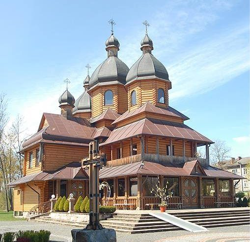 Відкрита Церква   Парафія Пресвятої Богородиці Владичиці України