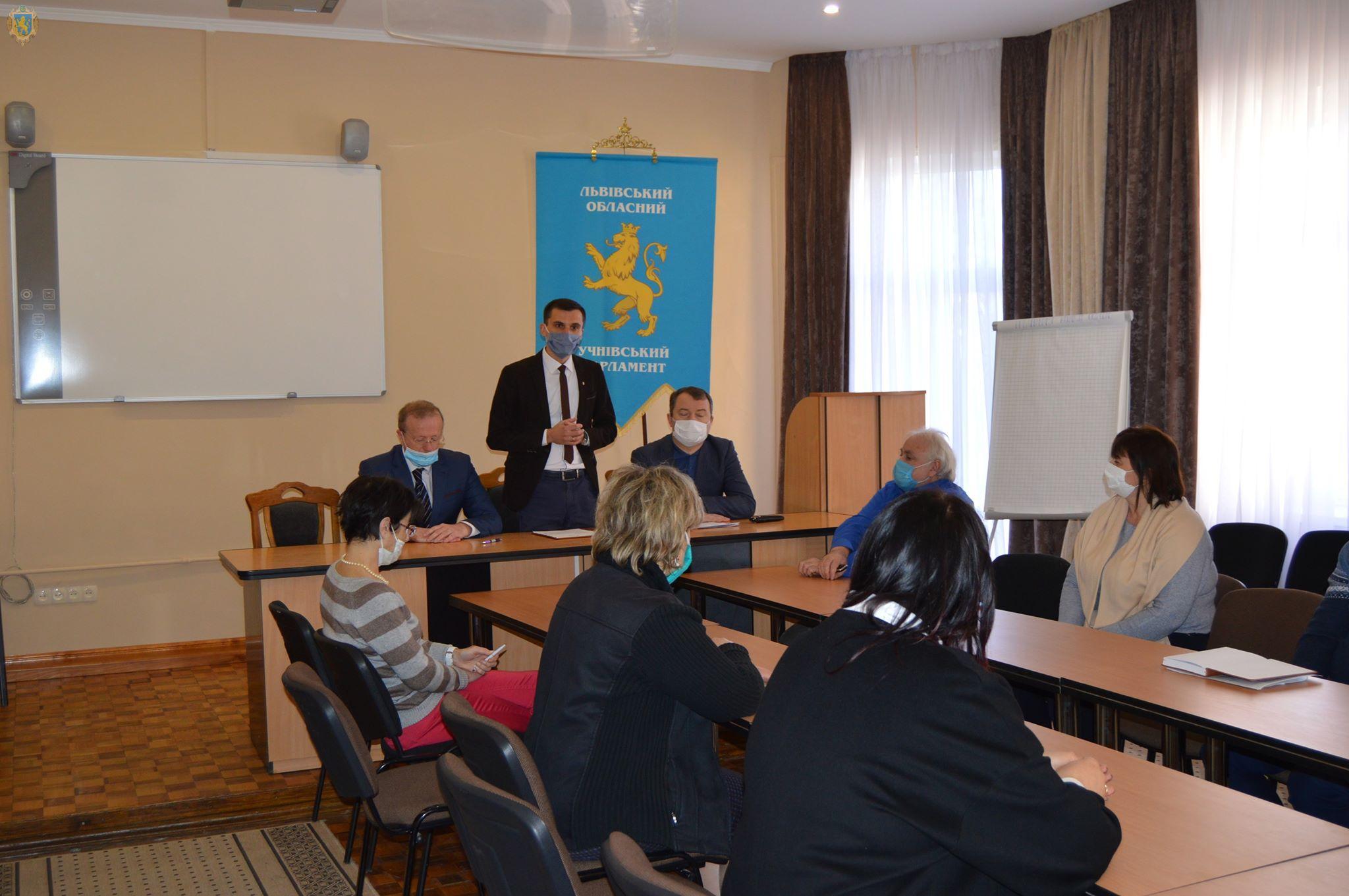 Департамент освіти та науки Львівської ОДА очолив Олег Паска