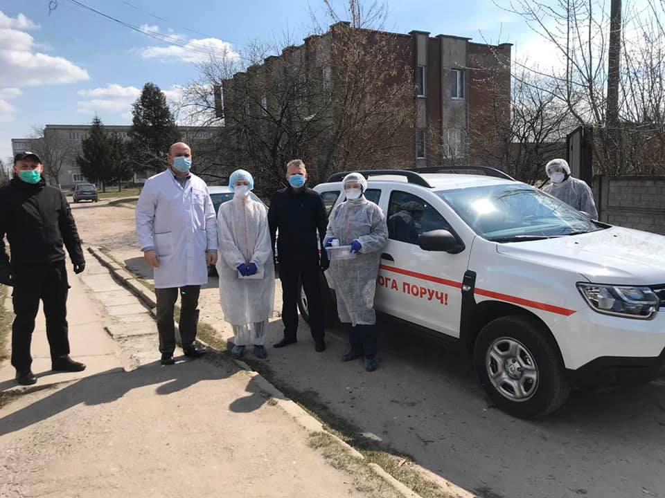 У Радехівському районі розпочали тестування на коронавірус осіб, які повернулися з-за кордону