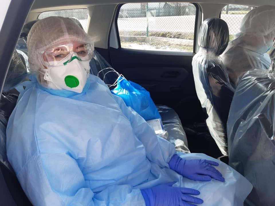 6 квітня продовжили експрес-тестування на коронавірус на Радехівщині