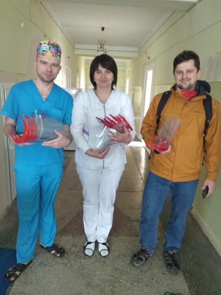 """Яке медичне забезпечення Сокальської лікарні? Чергова допомога від """"Датського текстилю"""" і благодійників"""
