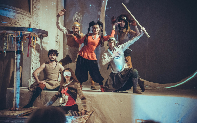 Львівський театр також пішов в онлайн – де, коли і які вистави можна переглянути, не виходячи з дому