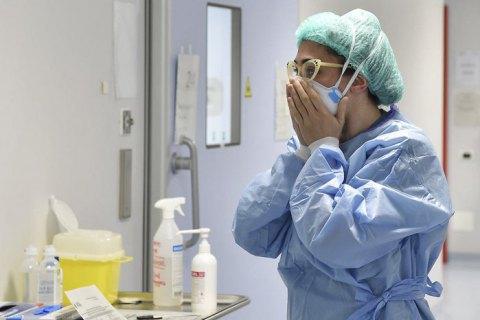 В Сокалі помер медик, який хворів важкою формою коронавірусної інфекції
