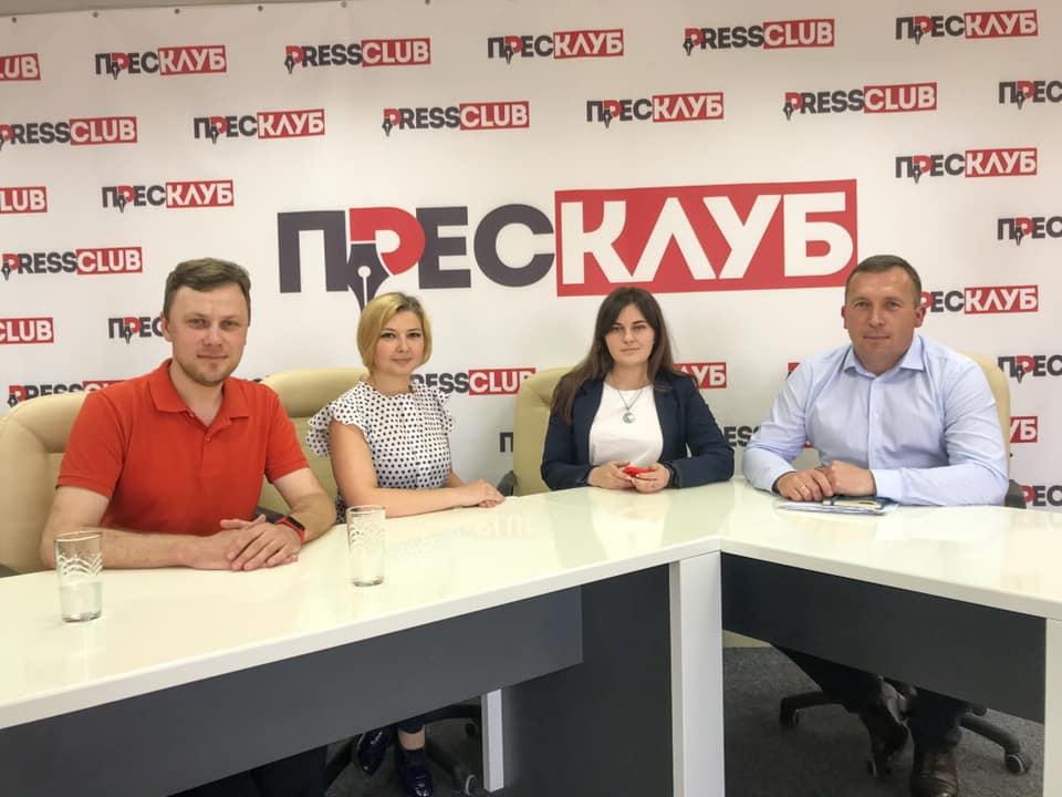 Гімназія в Червонограді стане ліцеєм (відео онлайн зустрічі)