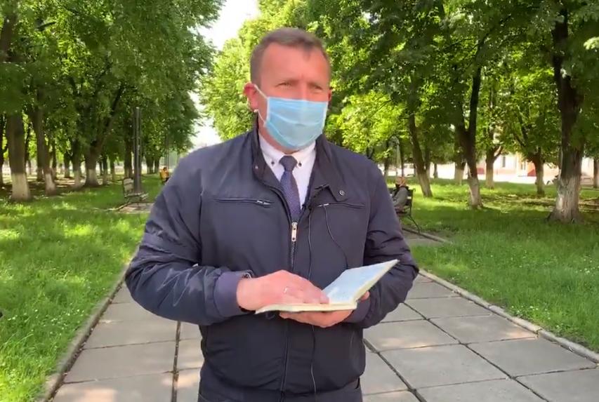 Від коронавірусу вже одужали 11 червоноградців  та карантин в місті продовжено (відео з брифінгу)
