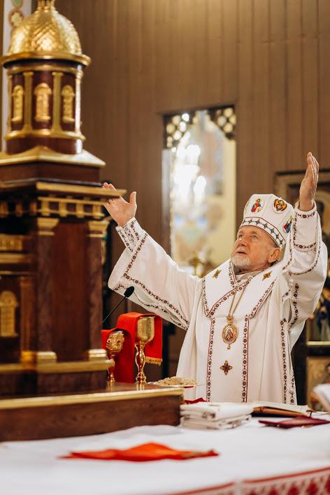 В Сокалі в катедральному соборі св.ап.Петра і Павла відзначили храмове свято (фото)