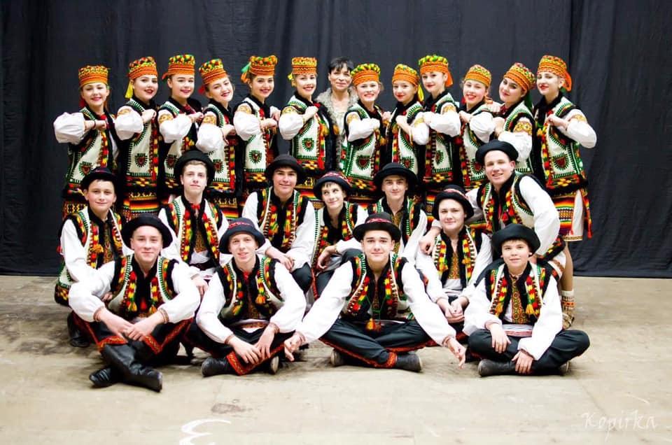 Український фольк від «Молодості» підкорив серця на міжнародному фестивалі