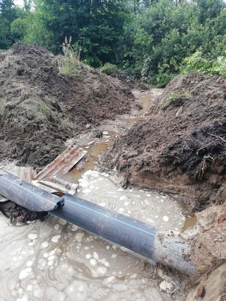 Через зловмисників 8 липня Сілець, Гірник і Межиріччя будуть без води