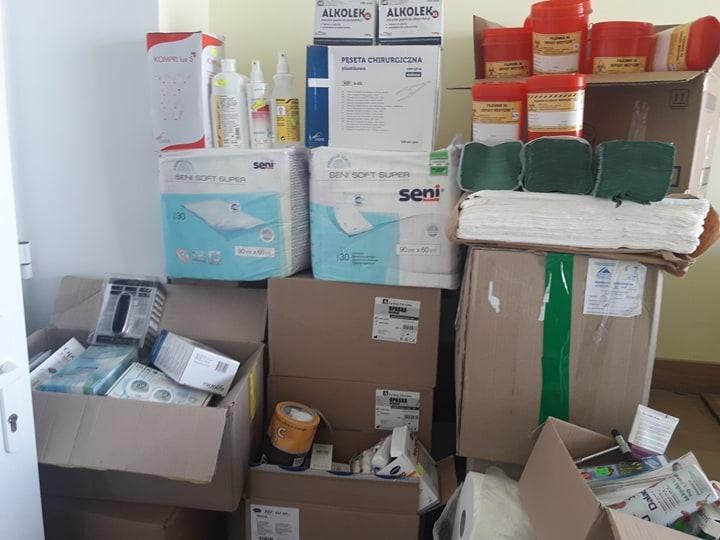 Сокальська ЦРЛ отримала  благодійну допомогу