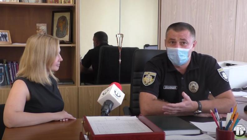 Інтерв'ю з начальником Червоноградського відділу поліції Русланом Царем