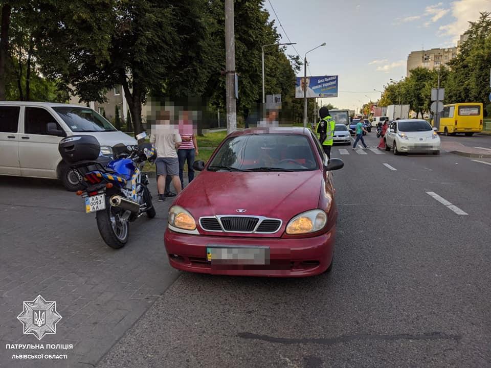 Курйозне ДТП у Львові – коли і аварії не було, і все одно водію буде штраф