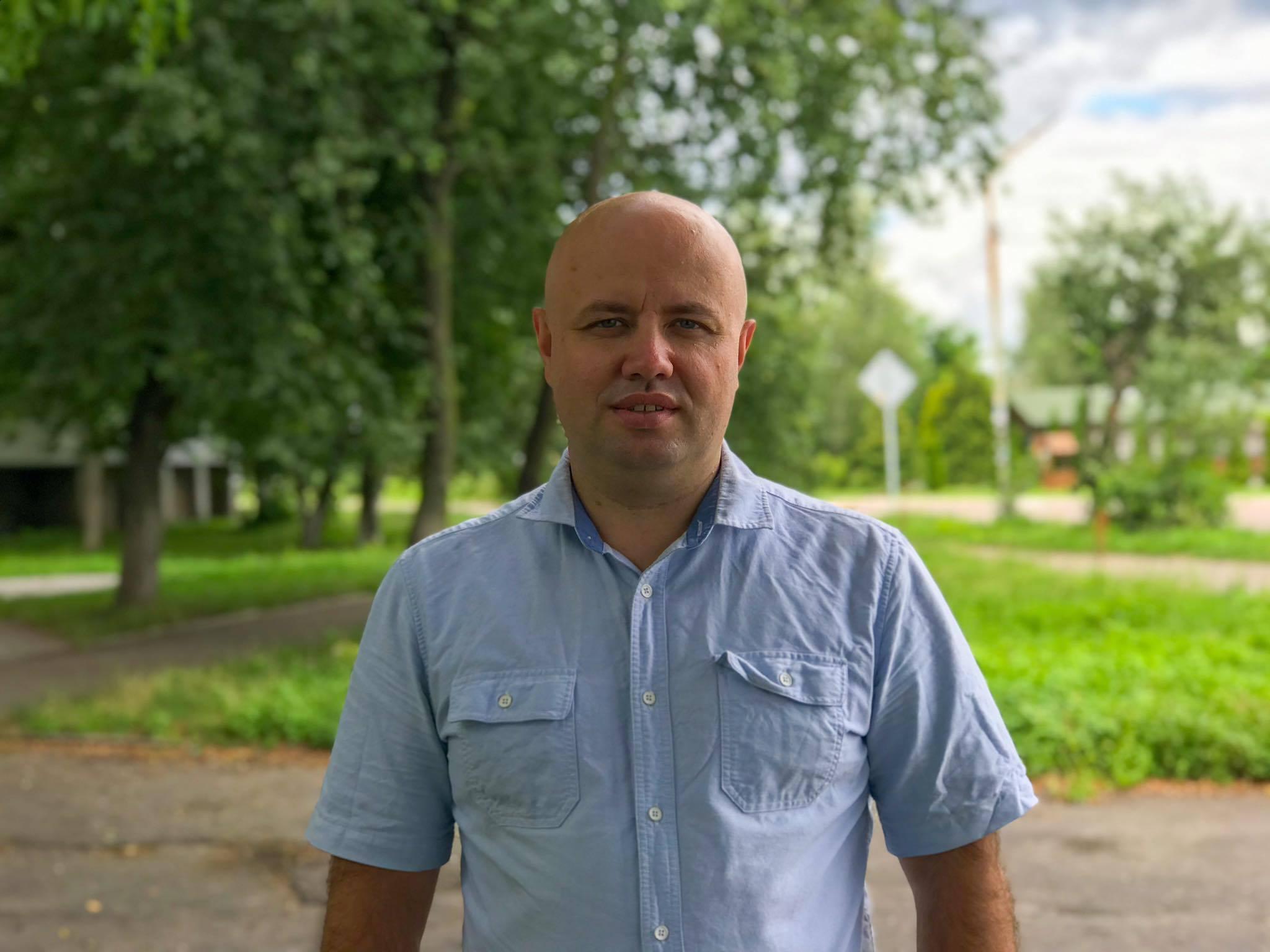 Назарій Білобран:  «Маємо зробити так, щоб молодь хотіла жити в місті!»