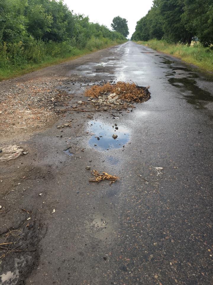 Дорогу Рава-Руська – Червоноград почнуть ремонтувати в вересні
