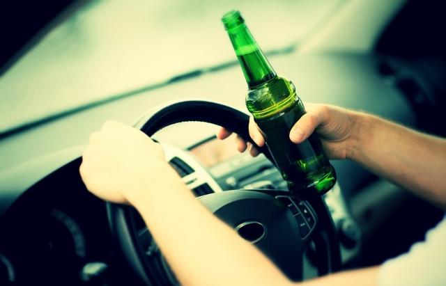 7 аварій в Червонограді сталися з вини п'яних водіїв, а у 85-ти кермувальників забрано права