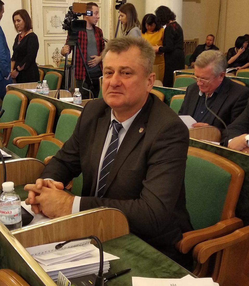 """""""До останнього не вірив, що в мене COVID,"""" – коронавірус підтвердили і в депутата облради Сергія Касьяна"""