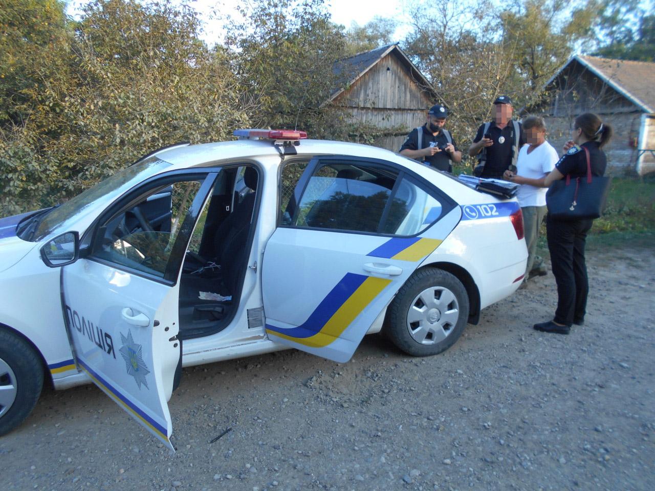 На Сокальщині за спробу дати хабар поліцейським слідчі відкрили  кримінальне провадження