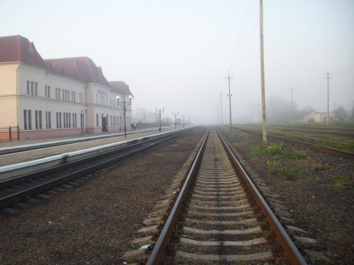 Рух поїздів на Сокальщині тимчасово змінено