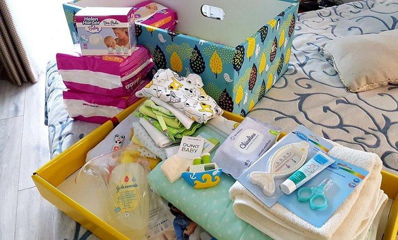Депутати повернули «пакунок малюка» замість грошової виплати. А з наступного року можна буде вибрати – гроші чи бебі-бокс