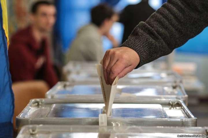Голосування на місцевих виборах: що необхідно знати