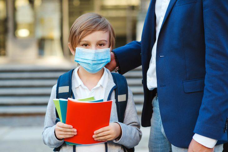 Після канікул точно вчитимуться очно 1–4 класи, решта – залежно від епідемситуації