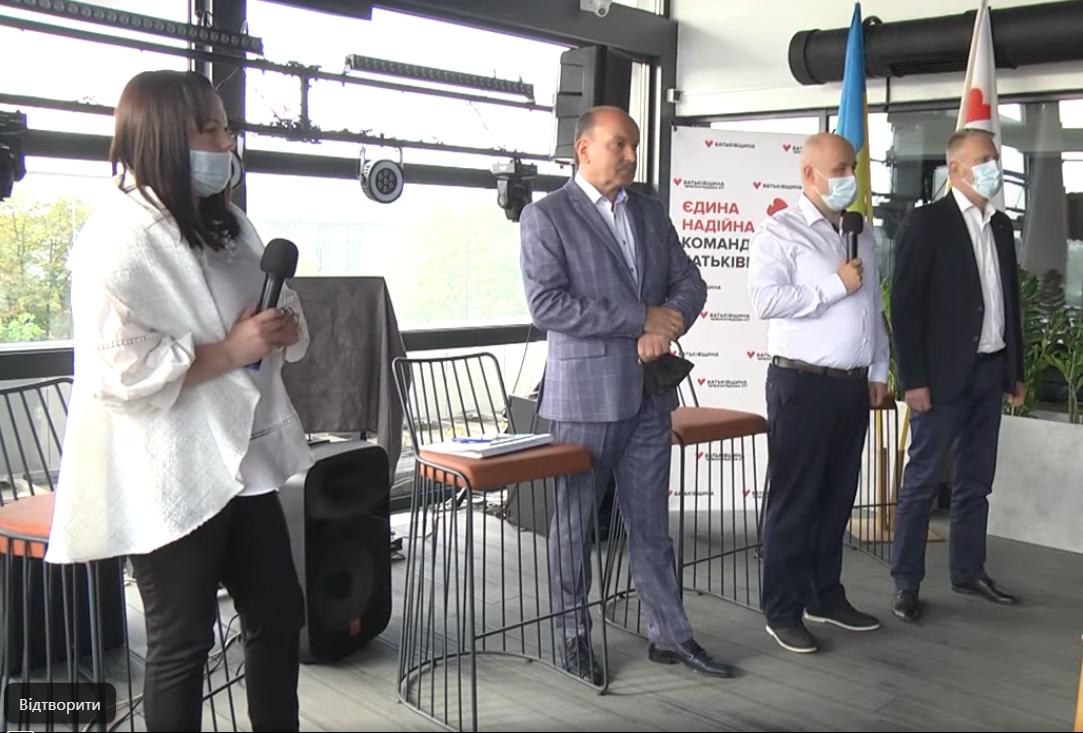"""Команда партії ВО """"Батьківщина"""" в Червонограді оновилась – долучились молоді та фахові люди"""