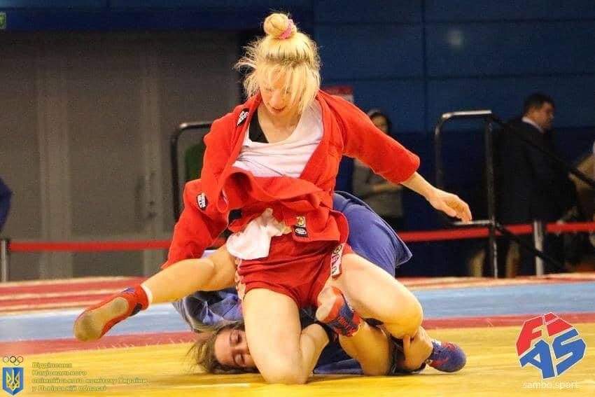 Червоноградка Аліна Пащук – срібна призерка чемпіонату світу з самбо